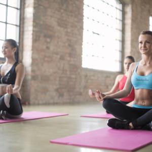 yoga women